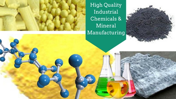 Industrial Chemicals & Minerals Manufacturer